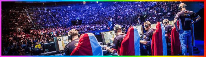 Juegos de eSports más jugados y competiciones | Octubre 2021